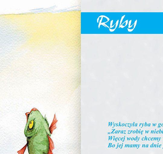 Ryby Wiersze Dla Dzieci