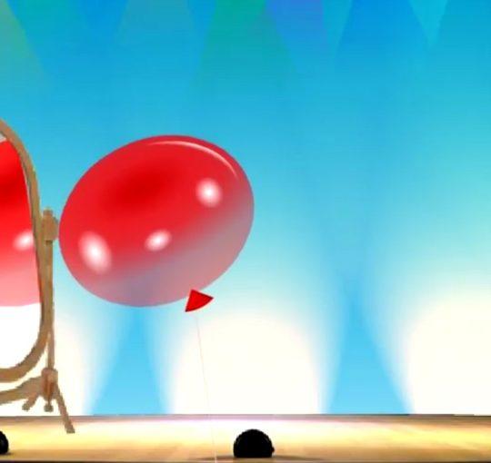 Balonik Wiersze Dla Dzieci