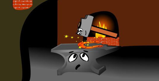 Kuj żelazo, póki gorące